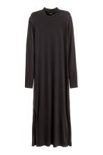 Turtleneck dress - Black - Ladies | H&M CN 2
