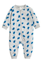 3-pack pyjamas - Blue/Sesame Street - Kids | H&M 2