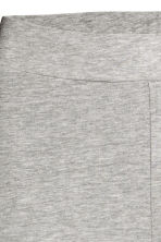 Jersey leggings - Grey marl - Ladies | H&M CN 4
