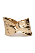 Cuff bracelet - Gold - Ladies | H&M CN 1