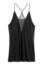 Nightslip - Black - Ladies | H&M CN 2