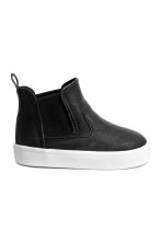 Hi-top trainers - Black - Kids | H&M CN 1
