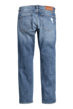 Skinny Low Trashed Jeans - Bleu denim - HOMME | H&M FR 3