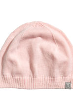 2-pack hats - Light pink - Kids | H&M CN 3