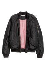 Bomber - Nero -  | H&M IT 3