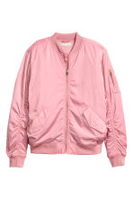 Bomber jacket - Pink -  | H&M GB 2