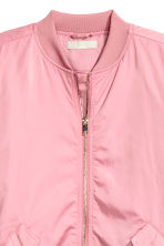 Bomber jacket - Pink -  | H&M GB 3