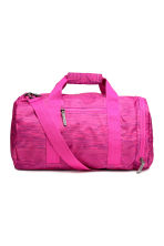 Sports bag - Cerise marl - Kids | H&M CN 1