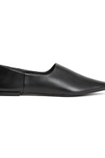 Slip-on loafers - Black - Ladies | H&M CN 5