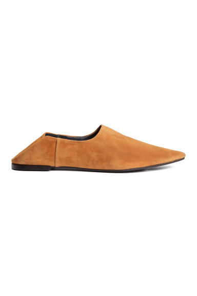 Mocassini slip-on - Cammello - DONNA | H&M IT 1