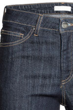 Slim Regular Jeans - Dark denim blue - Ladies | H&M CN 4