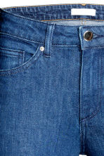 Slim Regular Jeans - Denim blue - Ladies | H&M 4