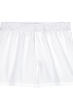 2-pack boxer shorts - White/Dark grey - Men | H&M CN 3
