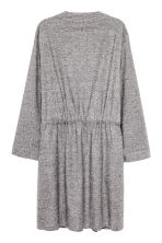 Nepped dressing gown - Grey marl - Men | H&M CN 2
