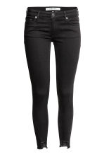 Slim Low Jeans - Nero - DONNA | H&M IT 2