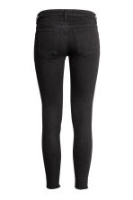 Slim Low Jeans - Nero - DONNA | H&M IT 3