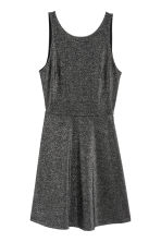 Short dress - Silver - Ladies | H&M CN 2