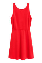 Short dress - Red - Ladies | H&M CN 2