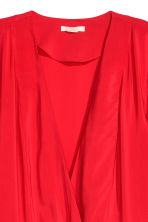 Calf-length dress - Red - Ladies | H&M CN 3