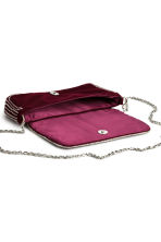 Borsa con ricami di perline - Bordeaux - DONNA | H&M IT 3