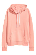 Hooded top - Old rose - Ladies | H&M 2