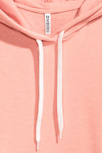 Hooded top - Old rose - Ladies | H&M 3