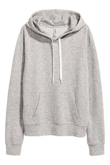Hooded top - Grey - Ladies | H&M CN 1