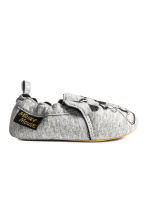 Slippers - Grey/Mickey Mouse - Kids | H&M CN 2