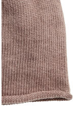 Knitted hat - Mole - Ladies | H&M CN 2