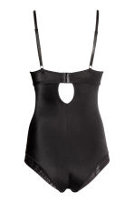 Shaping body with push-up bra - Black - Ladies | H&M CN 3