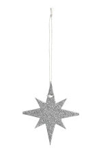 2-pack Christmas decorations - Silver - Home All | H&M CN 4