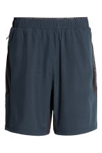 Shorts sportivi - Blu scuro - UOMO | H&M IT 2