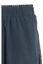 Shorts sportivi - Blu scuro - UOMO | H&M IT 3