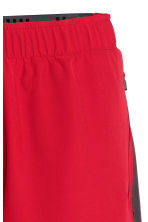Sports shorts - Red - Men | H&M CN 4