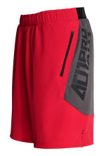 Sports shorts - Red - Men | H&M CN 3