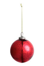 2-pack Christmas decorations - Red - Home All | H&M CN 2