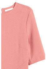 Crêpe dress - Vintage pink - Ladies | H&M CN 2