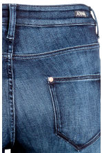 H&M+ Shaping Skinny Jeans - Dark denim blue - Ladies | H&M CN 4