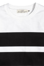 Long-sleeved T-shirt - White - Men | H&M CN 3