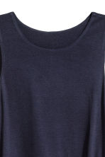 Jersey dress - Dark blue - Ladies | H&M CN 2