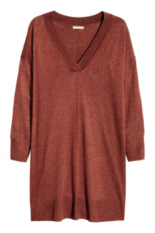 H&M+ Fine-knit tunic