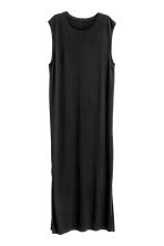 Long dress - Black - Ladies | H&M CN 2