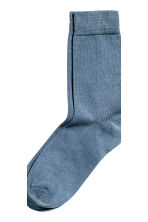 10-pack socks - Black/Blue/Grey - Men | H&M CN 2