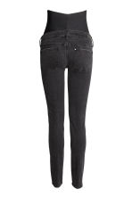 MAMA Skinny Jeans Trashed - Negro - MUJER | H&M ES 3