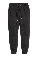 Joggers - Nero - DONNA | H&M IT 4