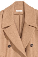 Cappotto corto in lana - Beige - DONNA | H&M IT 3