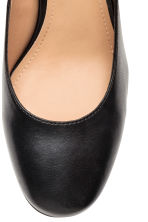 Court shoes - Black - Ladies | H&M CN 4