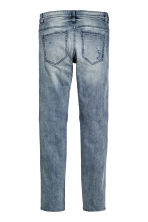 Super Skinny Zip Jeans - Denim blue - Men | H&M CN 3