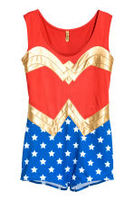 Superhero body - Red/Wonder Woman - Ladies | H&M CN 2