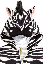 Zebra costume - Black/Zebra - Ladies | H&M CN 2